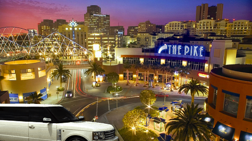 Long Beach limo services