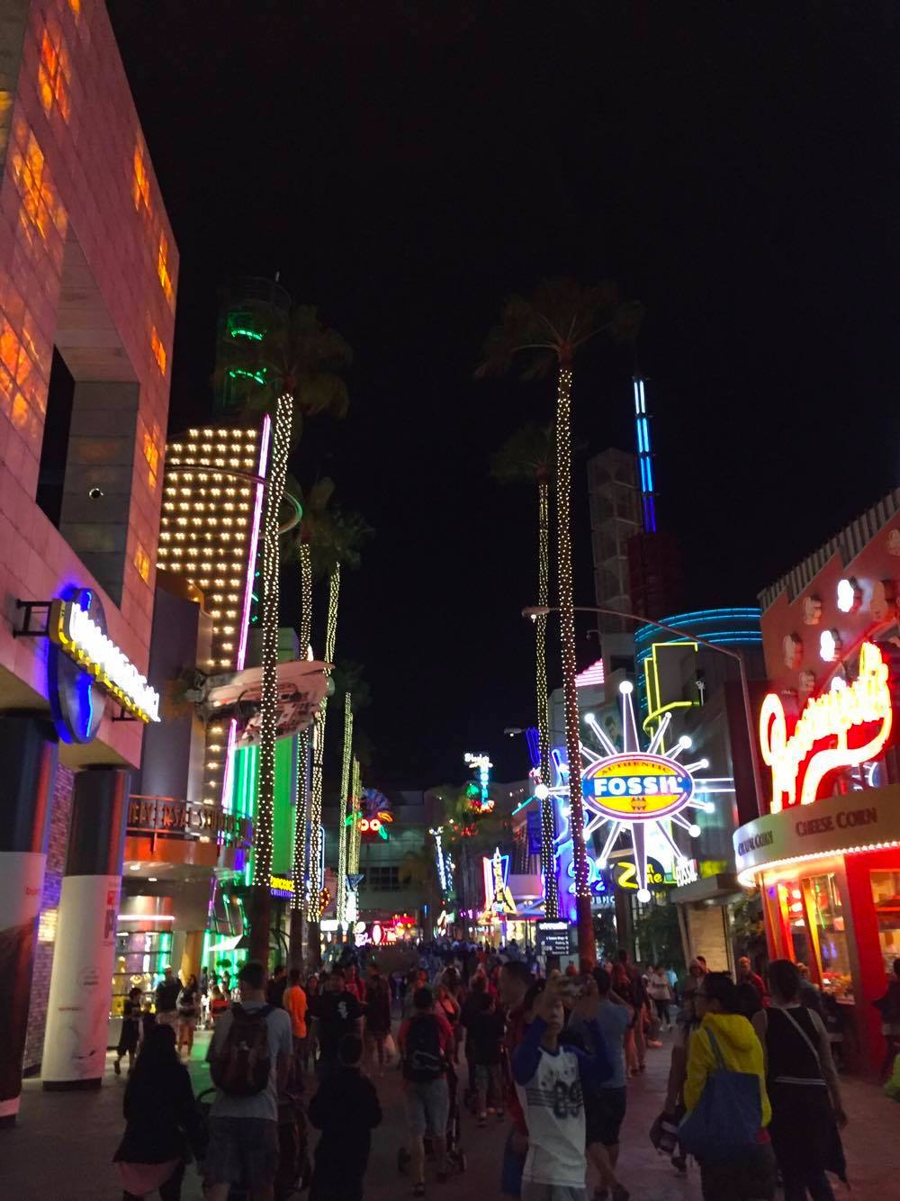 Universal City, Los Angeles
