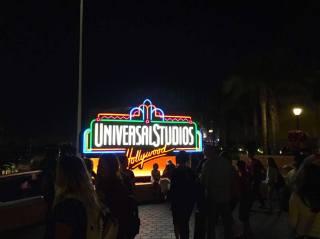 Universal Studios Limo Service